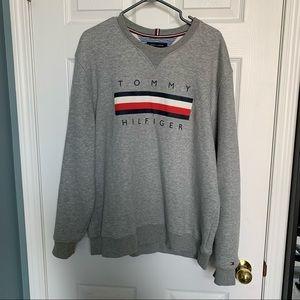 90s oversized Tommy Hilfiger Sweatshirt